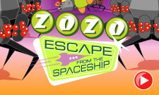 ZOZO - Escape From the Spaceship
